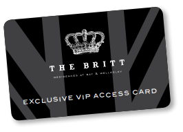 EXCLUSIVE VIP CARD