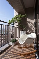 exterior-calming-comfortable-contemporary-decor-idea-for-balcony-with-gorgeous-simple-unique-chair-and-wondrous-view-charming-decorating-balcony-ideas-for-great-living-exterior-design